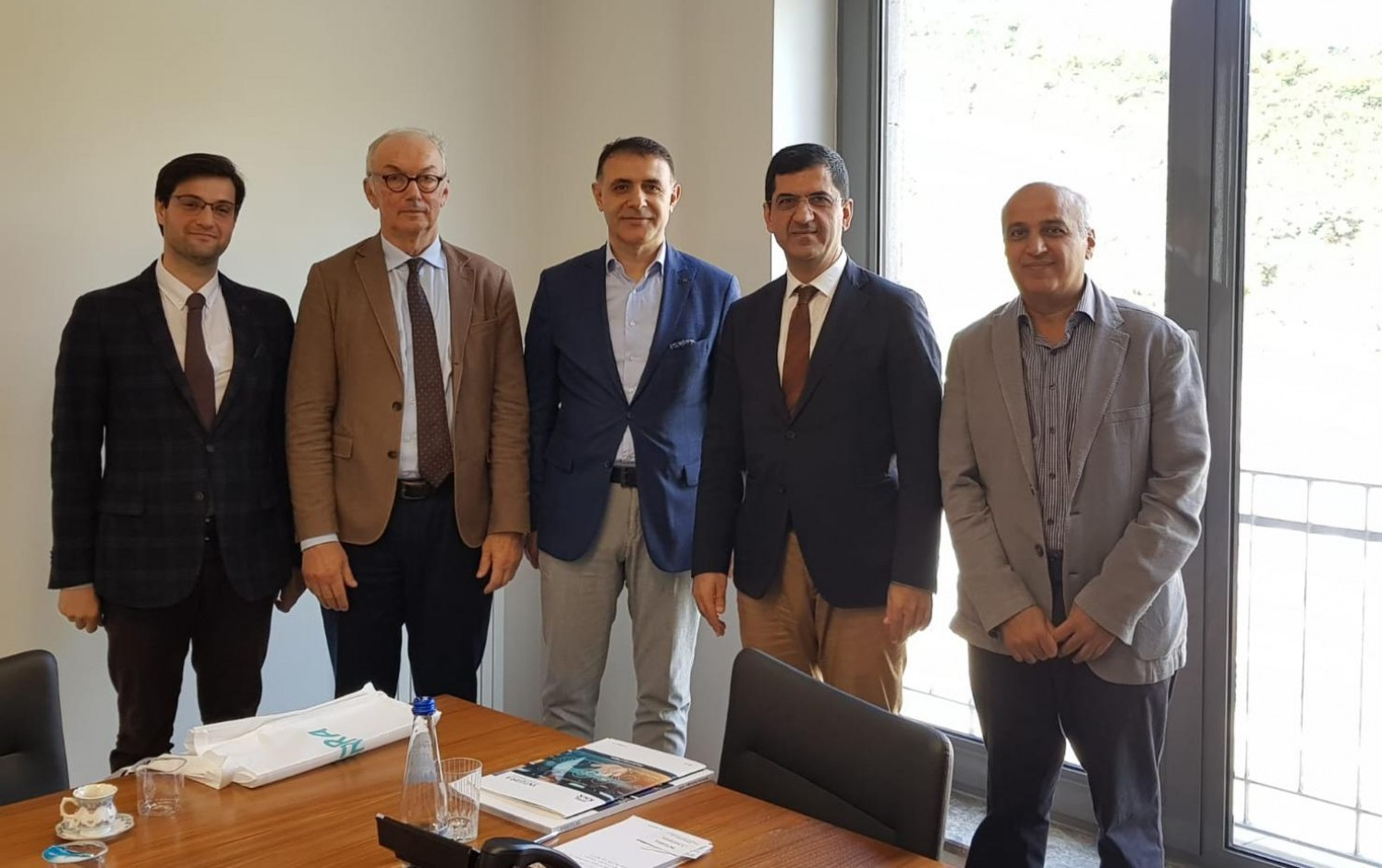As a result of Interra R&D cooperation with Turkish-German university