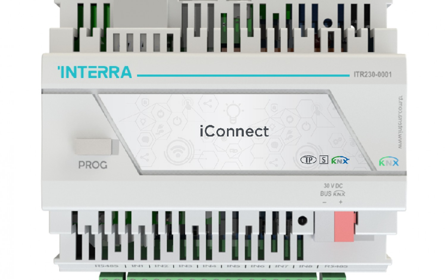Interra iConnect (ENG)